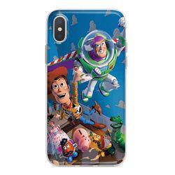 Capa para celular - Toy Story 4 | Woody e Buzz
