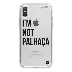 Capa para celular - TSF | I'm Not Palhaça