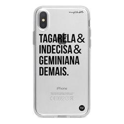 Capa para celular - TSF | Signo de Gêmeos