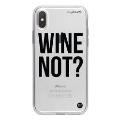 Capa para celular - TSF | Wine Not?