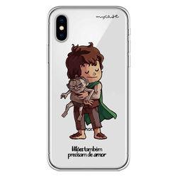 Capa para celular - Vilões Precisam de Amor   Gollum