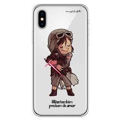 Capa para celular - Vilões Precisam de Amor   Kylo Ken
