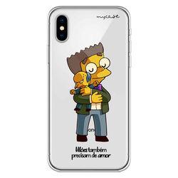 Capa para celular - Vilões Precisam de Amor | Mr. Burns