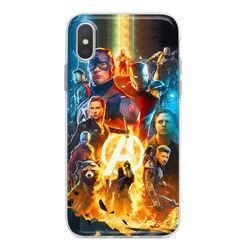 Capa para celular - Vingadores | Ultimato
