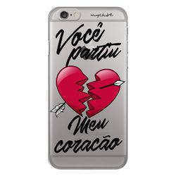 Capa para celular - Você partiu meu coração