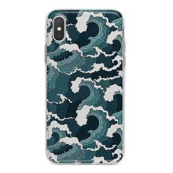 Capa para celular - Waves