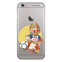 Capa para celular - Zabivaka | Mascote Copa Russia 2018
