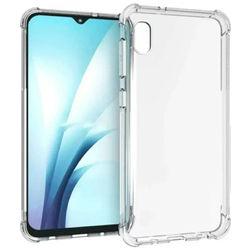 Capa para Galaxy A01 Core de TPU Anti Shock - Transparente