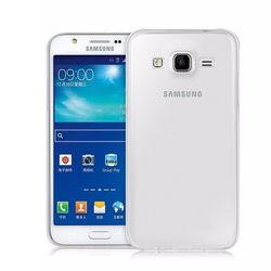 Capa para Galaxy A3 de TPU - Transparente