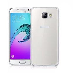 Capa para Galaxy A5 2016 de TPU - Transparente