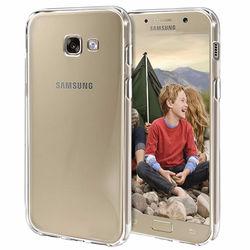 Capa para Galaxy A5 2017 de TPU - Transparente