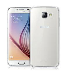 Capa para Galaxy A7 2016 de TPU - Transparente