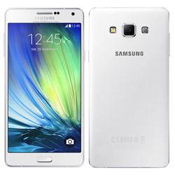 Capa para Galaxy A7 de TPU - Transparente