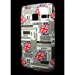 Capa para Galaxy Ace Duos S6802 de Plástico - Reino Unido