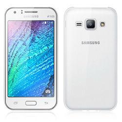 Capa para Galaxy J1 2016 de TPU - Transparente