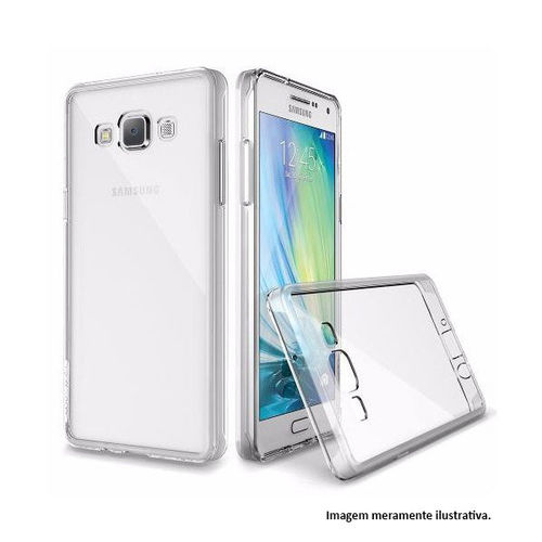 Imagem de Capa para Galaxy J2 Prime de TPU - Transparente