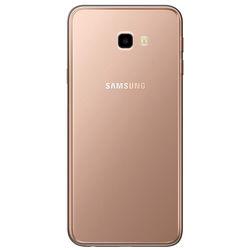 b4e5a7681f412 Capa para Galaxy J4 Plus de TPU - Transparente