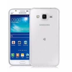 Capa para Galaxy J7 de TPU - Transparente