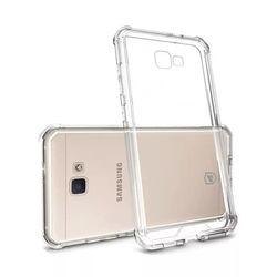Capa para Galaxy J7 Prime de TPU Anti Shock - Transparente