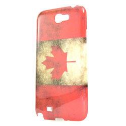 Capa para Galaxy Note 2 N7100 Bandeira do Canadá