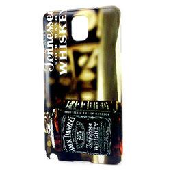 Capa para Galaxy Note 3 N9005 de Plástico - Jack Daniels 1
