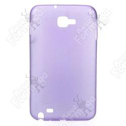 Capa para Galaxy Note N7000 de TPU - Lilas