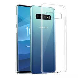 Capa para Galaxy S10 de TPU - Transparente