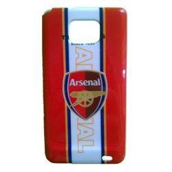 Capa para Galaxy S2 i9100 de Plástico - Times | Arsenal
