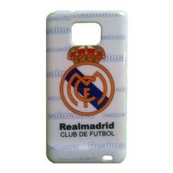 Capa para Galaxy S2 i9100 de Plástico - Times | Real Madrid