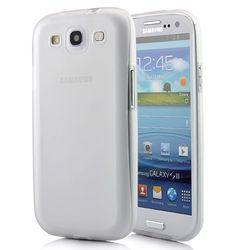 Capa para Galaxy S3 de TPU - Transparente