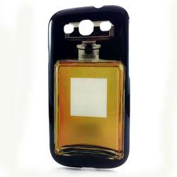 Capa para Galaxy S3 i9300 de TPU - Perfume