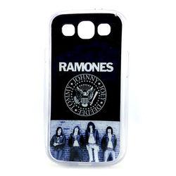 Capa para Galaxy S3 i9300 de TPU - Ramones