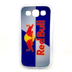 Capa para Galaxy S3 i9300 de TPU - Red Bull