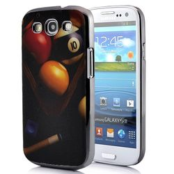 Capa para Galaxy S3 i9300 Design Sinuca