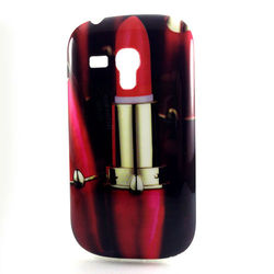Capa para Galaxy S3 Mini i8190 de TPU - Batom