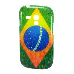 Capa para Galaxy S3 Mini i8190 de TPU ProCover - Brasil Pixel