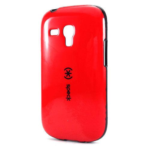 Imagem de Capa para Galaxy S3 Mini i8190 Speck - Vermelha