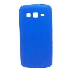 Capa para Galaxy S3 Slim G3812 de TPU - Azul Escuro
