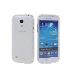Capa para Galaxy S4 de TPU - Transparente