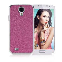 Capa para Galaxy S4 i9500 com Glitter - Rosa