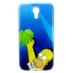 Capa para Galaxy S4 i9500 de Plástico - Homer