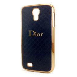 Capa para Galaxy S4 i9500 Luxo Dior - Preta