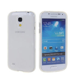 Capa para Galaxy S4 Mini de TPU - Transparente