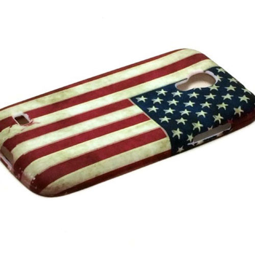 Capa para Galaxy S4 Mini i9190 de TPU - USA