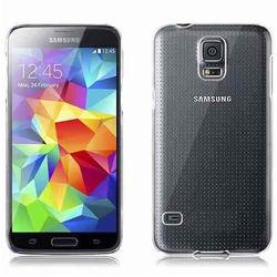 Capa para Galaxy S5 de TPU - Transparente