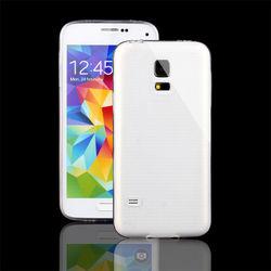 Capa para Galaxy S5 Mini de TPU - Transparente