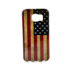 Capa para Galaxy S6 G920 de TPU - USA
