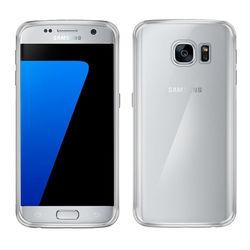 Capa para Galaxy S7 de TPU - Transparente