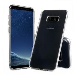Capa para Galaxy S8 Plus de TPU - Transparente