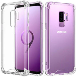 Capa para Galaxy S9 Plus de TPU Anti Shock - Transparente